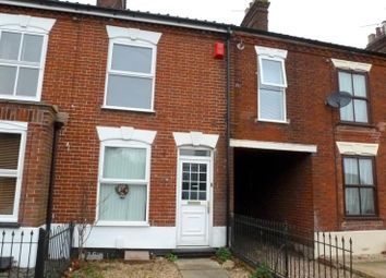 Thumbnail 3 bedroom cottage to rent in Spixworth Road, Old Catton, Norwich