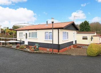 Thumbnail 2 bedroom detached house for sale in Four Winds Caravan Park, Broseley