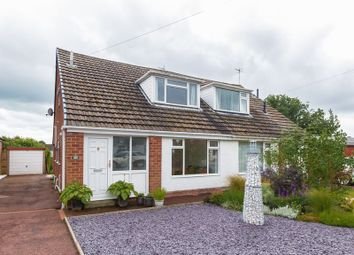 Thumbnail 4 bed semi-detached house for sale in 90 Larkfield, Eccleston