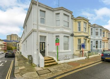 Thumbnail 1 bed flat to rent in Northumberland Terrace, Plymouth