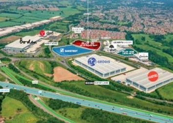 Thumbnail Light industrial to let in Plot 20, Optimus Point, Optimus Way, Leicester, Leicestershire