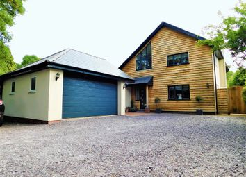 Thumbnail 4 bed detached house for sale in Pool Lane, Brocton, Stafford.