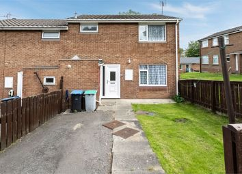 Thumbnail 3 bed end terrace house for sale in Melrose Court, Consett, Durham