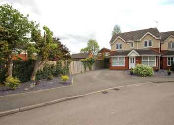 Thumbnail 3 bed detached house for sale in Minton Road, Potters Green, Coventry