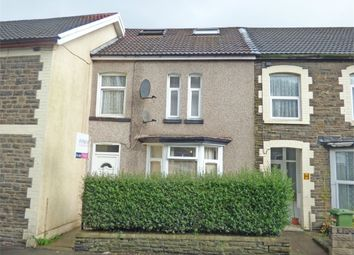 Thumbnail 5 bed terraced house for sale in Wood Road, Pontypridd, Mid Glamorgan