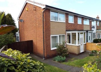 Thumbnail 3 bed end terrace house for sale in Harwood Vale, Harwood, Bolton, Greater Manchester