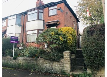 Thumbnail 3 bed semi-detached house for sale in Finchley Grove, Manchester