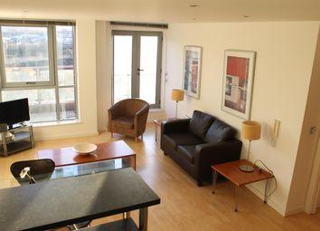 Thumbnail 2 bedroom flat to rent in Catalina, Gotts Road, Leeds