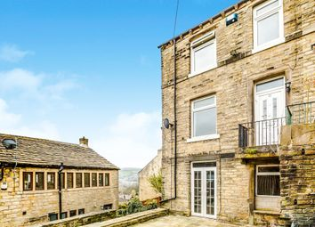 Thumbnail 2 bed semi-detached house for sale in Handel Street, Golcar, Huddersfield