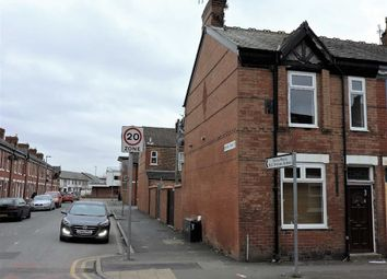 Thumbnail 2 bed end terrace house for sale in Lloyd Street South, Fallowfield, Manchester