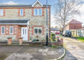 Thumbnail 3 bed end terrace house for sale in Millbrook Court, Lamberts Lane, Midhurst, West Sussex