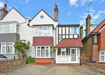 Thumbnail 5 bed semi-detached house for sale in King Edward Avenue, Broadstairs, Kent