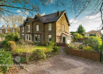 Thumbnail 4 bedroom semi-detached house for sale in Bolton Road, Bradshaw, Bolton, Lancashire
