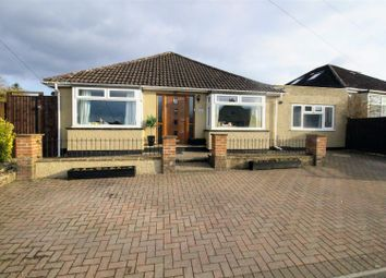 Thumbnail 4 bed bungalow for sale in Manor Orchard, Wanborough, Swindon