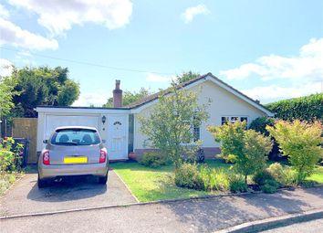 Thumbnail 3 bedroom detached bungalow for sale in Dunedin Close, Ferndown