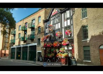 Thumbnail 1 bed flat to rent in Canada Wharf, London
