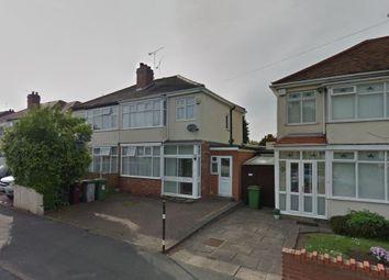 Thumbnail 3 bed property to rent in Blackburn Avenue, Tettenhall, Wolverhampton