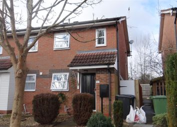 Thumbnail 2 bed terraced house to rent in Brickhill Close, Shipston-On-Stour