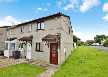 Thumbnail 2 bed end terrace house for sale in Ferndale Close, Plymouth, Devon