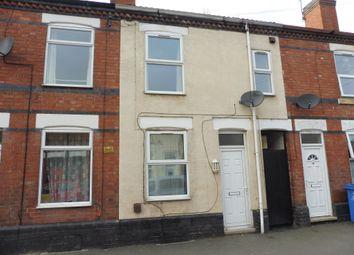 Thumbnail 3 bedroom terraced house for sale in Warren Street, Alvaston, Derby