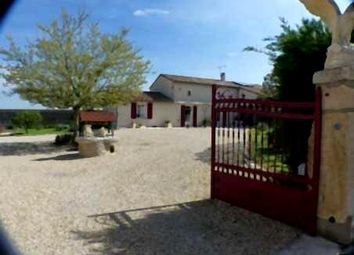 Thumbnail 4 bed property for sale in Chef-Boutonne, Deux Sevres, France