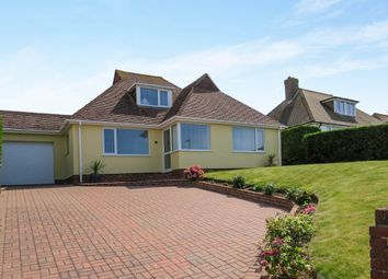 Thumbnail 4 bed bungalow for sale in Station Road, Bishopstone, Seaford