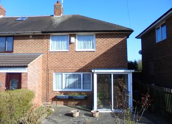 Thumbnail 2 bedroom end terrace house for sale in Penshaw Grove, Moseley