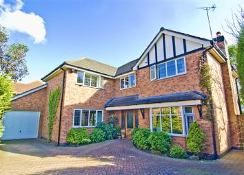 Thumbnail 5 bed detached house for sale in The Acorns, Aughton, Ormskirk