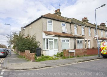 Thumbnail 3 bed end terrace house for sale in Roman Road, Ilford