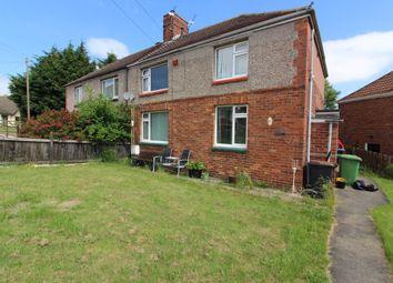 Thumbnail 1 bed flat to rent in Laburnum Road, Ferryhill