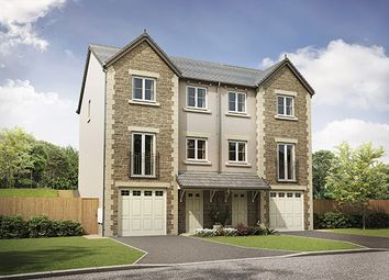 Thumbnail 4 bedroom town house for sale in Stonecross Meadows, Kendal, Cumbria