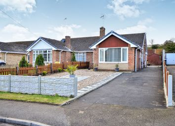 Thumbnail 2 bed semi-detached bungalow for sale in Greenwood Vale, Hucknall, Nottingham