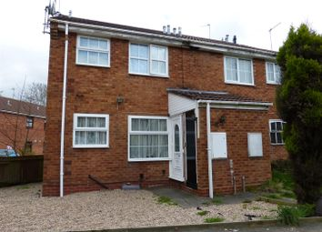 Thumbnail 1 bed maisonette to rent in Rea Valley Drive, Northfield, Birmingham