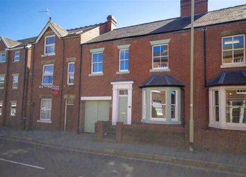 Thumbnail 4 bed town house for sale in Salop Road, Oswestry