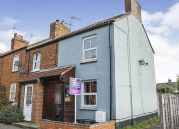 Thumbnail 3 bed end terrace house for sale in Greenfield Road, Newport Pagnell