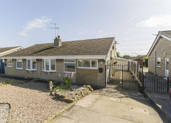 Thumbnail 2 bed semi-detached bungalow for sale in Riber Close, Inkersall, Chesterfield