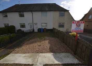 Thumbnail 2 bed terraced house to rent in Dalry Road, Kilbirnie, North Ayrshire
