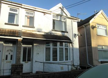 Thumbnail 3 bed end terrace house for sale in Pant Y Celyn Street, Ystrad Mynach, Caerphilly
