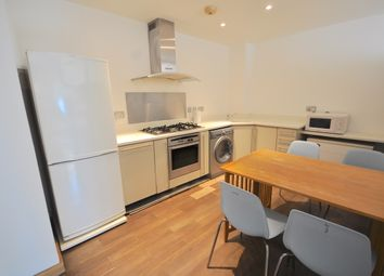 Thumbnail 4 bed flat to rent in Hampstead Road, Euston, London