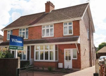Thumbnail 3 bed semi-detached house for sale in Eastleigh Road, Taunton
