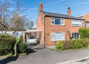 Thumbnail 2 bed semi-detached house for sale in Ashton Road, Norley, Frodsham