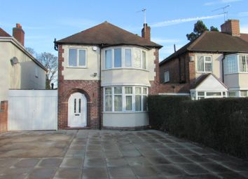 Thumbnail 3 bed link-detached house to rent in Chester Road, Sutton Coldfield