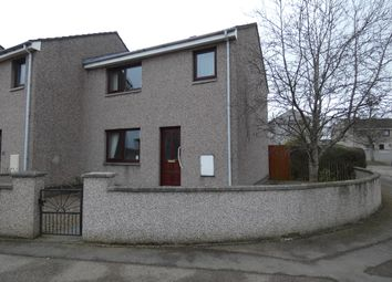 Thumbnail 2 bed end terrace house for sale in 7 Robertson Drive, New Elgin, Elgin