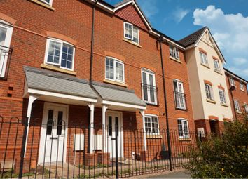 4 bed town house for sale in Yew Tree Close, Spring Gardens, Shrewsbury SY1
