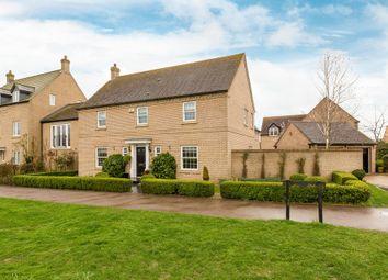 Thumbnail 4 bed detached house for sale in Cranesbrook, Fenstanton, Cambridgeshire