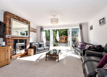 Thumbnail 3 bed semi-detached house for sale in Guildford Road, Lightwater, Surrey