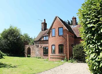 Thumbnail 4 bed detached house for sale in Woodlands St. Mary, Hungerford