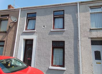 Thumbnail 3 bed terraced house for sale in Bryn Road, Llanelli, Carmarthenshire