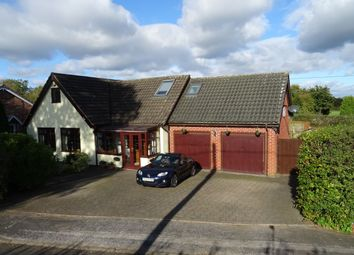 Thumbnail 4 bed detached house for sale in Middle Lane, Kingsley, Frodsham