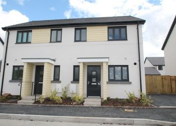 Thumbnail 2 bed property to rent in Westleigh Way, Saltram Meadow, Plymstock